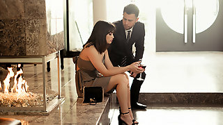 Liv Wild & Seth Gamble in I Dont Want To Talk About It - EroticaX