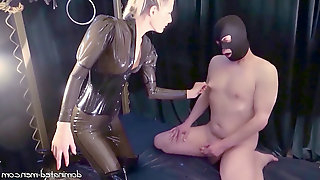 Predominated studs – You must slurp your own cum now