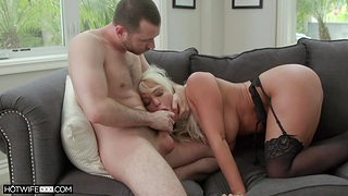 piping hot MILF London River gets rough fucked by her piping hot lover